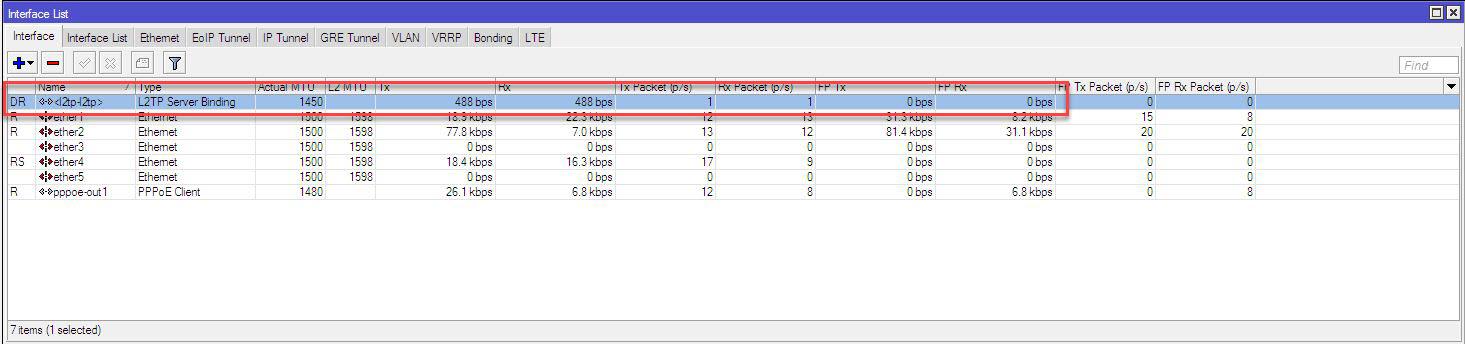 VPN : คู่มือการตั้งค่า MikroTik ให้ทำงานเป็น VPN Server แบบ L2TP