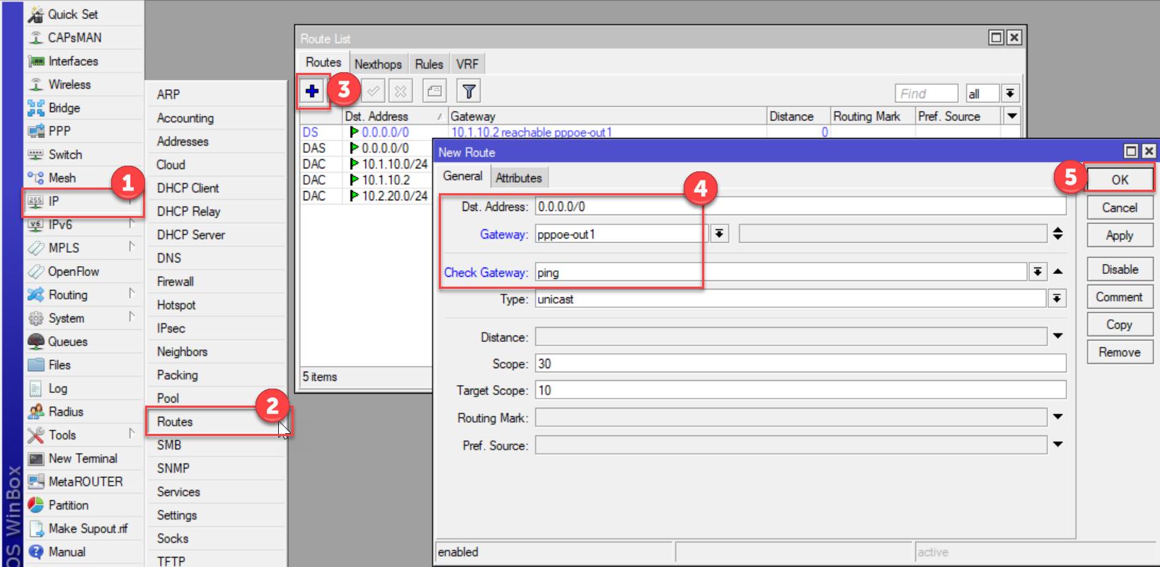 WAN : 3 WAN (1 PPPoE+ 1 DHCP + 1 Static) to LAN - ซิสทูยู ออนไลน์