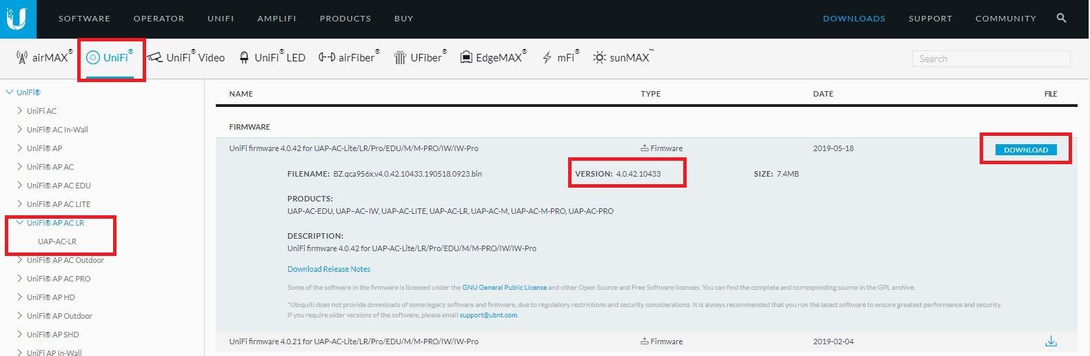 UniFi : อัพเกรดเฟิร์มแวร์ UAP ด้วย WinSCP และ PUTTY ตรงๆ ใน